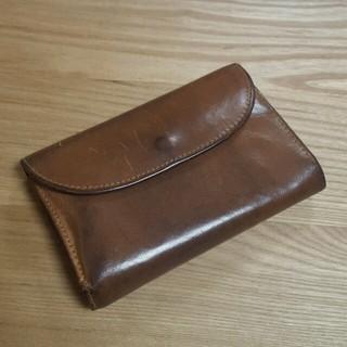 ホワイトハウスコックス(WHITEHOUSE COX)のホワイトハウス 3つ折財布(財布)