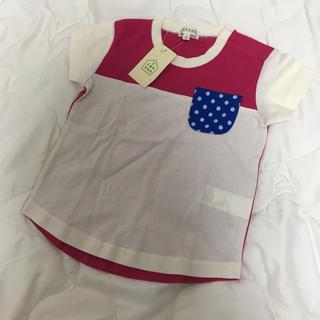 サンカンシオン(3can4on)の新品未使用    Tシャツ(Tシャツ/カットソー)