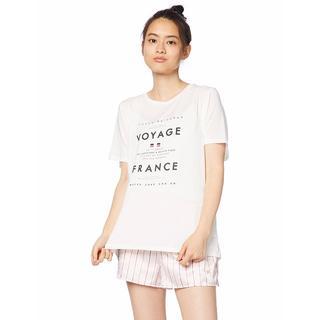 ジェラートピケ(gelato pique)のgelato pique  ロブション ヨット柄ワンポイントTシャツ (Tシャツ(半袖/袖なし))