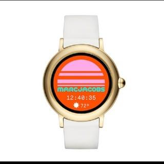 マークジェイコブス(MARC JACOBS)のマークジェイコブス タッチスクリーンスマートウォッチ ライリー 美品(腕時計)