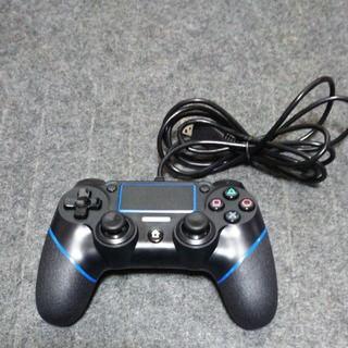 プレイステーション4(PlayStation4)のプレステ4コントローラー 美品(家庭用ゲーム機本体)