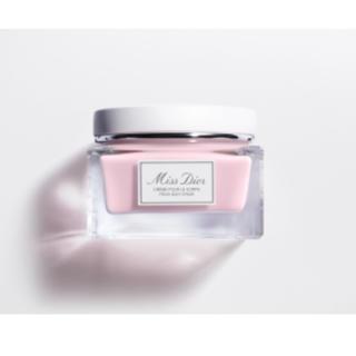 ディオール(Dior)の【未使用】ミスディオール ボディクリーム(ボディクリーム)
