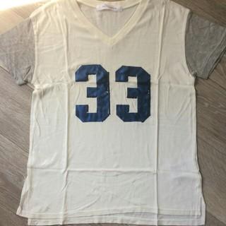 ジエンポリアム(THE EMPORIUM)のTHE ENPORIUM 白Tシャツ(Tシャツ(半袖/袖なし))