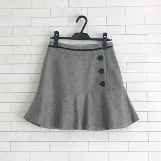 ミニマム(MINIMUM)のミニスカート ツイード マーメイド 可愛い(ミニスカート)
