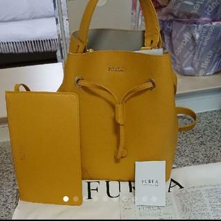 フルラ(Furla)の美品 FURLA バッグ ショルダーバッグ ハンドバッグ(ショルダーバッグ)