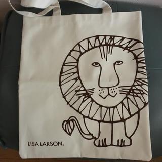 リサラーソン(Lisa Larson)のリサラーソン トートバッグ(ノベルティグッズ)