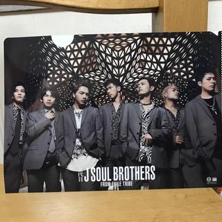 サンダイメジェイソウルブラザーズ(三代目 J Soul Brothers)の【レア】三代目JSBバクステクリアファイル(クリアファイル)