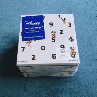Disney - SOU・SOUデザインの二段重箱 「ホワイト」
