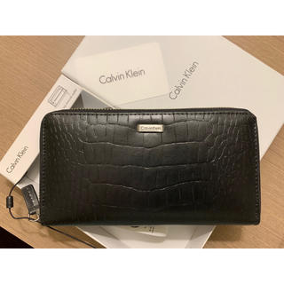 カルバンクライン(Calvin Klein)の新品 カルバンクライン 長財布(長財布)