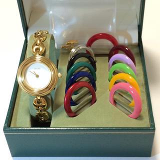 グッチ(Gucci)の3.専用 超美品 グッチ GUCCI 時計(腕時計)