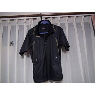 アシックス(asics)のasicsのポロシャツ(M) 黒(ポロシャツ)