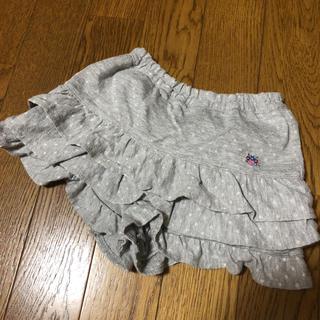 ファミリア(familiar)のfamiliar キュロットスカート 80(スカート)