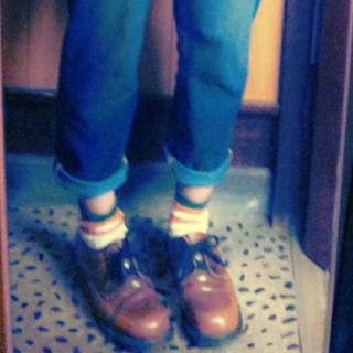 ドクターマーチン(Dr.Martens)のマーチン(ローファー/革靴)