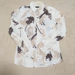 ツモリチサト(TSUMORI CHISATO)のツモリチサト メンズ 総柄 シャツ サイズ 2(シャツ)