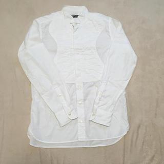 ツモリチサト(TSUMORI CHISATO)のツモリチサト  白 シャツ サイズ2(シャツ)