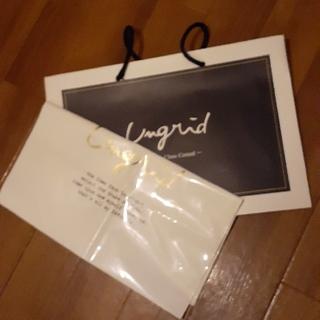 アングリッド(Ungrid)のungridショッパー(ショップ袋)