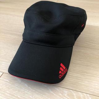 アディダス(adidas)のアディダスゴルフ キャップ 黒(その他)