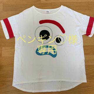 ベルメゾン - ベルメゾン Tシャツ フォーキー かおかお ビッグシルエット Tシャツ L