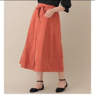 レイカズン(RayCassin)のオレンジ スカート(ロングスカート)