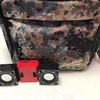 BURTON - バートン スピーカー付き 保冷バッグ