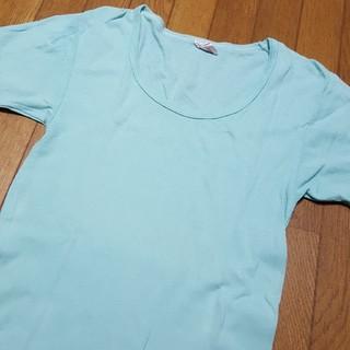 プチバトー(PETIT BATEAU)の値下げ꙳★*゚プチバトー✩トロワ Tシャツ コットン100(Tシャツ/カットソー(半袖/袖なし))