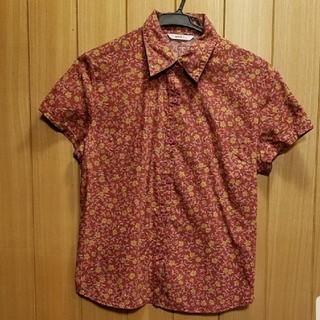 ベルメゾン(ベルメゾン)のベルメゾン❣️花柄半袖シャツ(シャツ/ブラウス(半袖/袖なし))