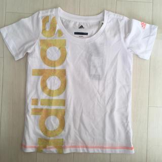 adidas - 【新品】アディダス  Tシャツ キッズ  女の子 120サイズ