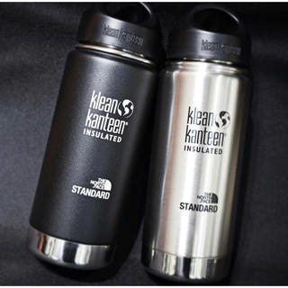 THE NORTH FACE - north face standard klean kanteen ブラック