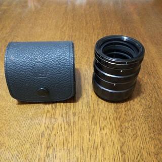 ペンタックス(PENTAX)のペンタックス 接写リング(M42)(フィルムカメラ)