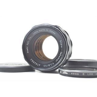 PENTAX - Pentax Super Takumar 55mm f/1.8 M42