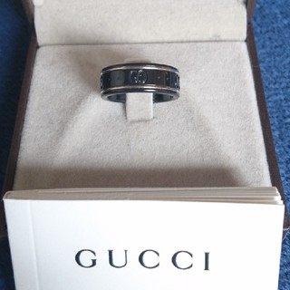 グッチ(Gucci)の【正規品】GUCCI アイコンリング(リング(指輪))