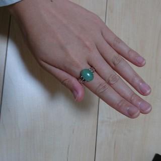 天然石 指輪 翡翠(リング(指輪))