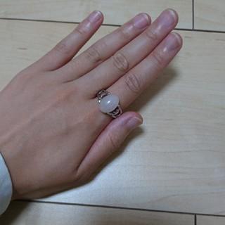 天然石 指輪 ローズクォーツ(リング(指輪))