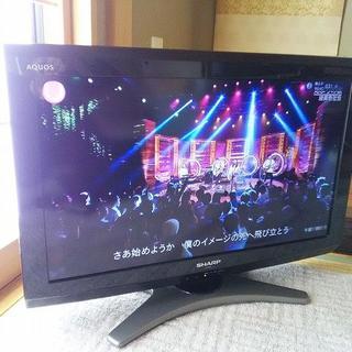 アクオス(AQUOS)の26型液晶テレビ シャープ AQUOS LC-26E8(テレビ)