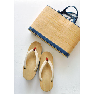 イエナ(IENA)のIENA購入:インポートかごバッグ 和装や浴衣にも (かごバッグ/ストローバッグ)