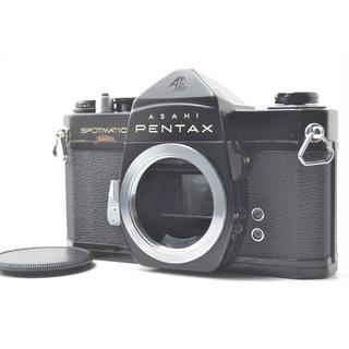ペンタックス(PENTAX)のPentax ペンタックス SP ブラック ボディ 美品 #1115(フィルムカメラ)
