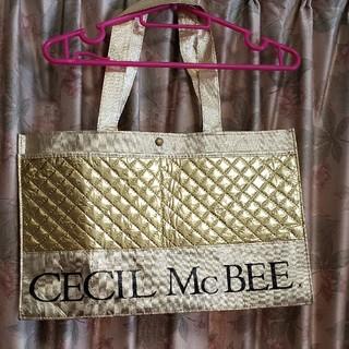セシルマクビー(CECIL McBEE)のCECIL McBEE ショップバック(ショップ袋)