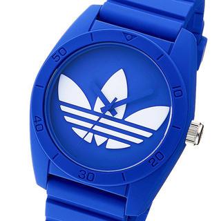 adidas - adidas 腕時計 ブルー