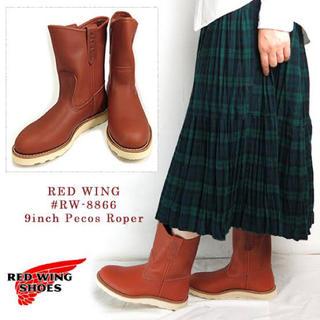 レッドウィング(REDWING)の【レッドウィング】レディースペコスブーツ24.0(ブーツ)