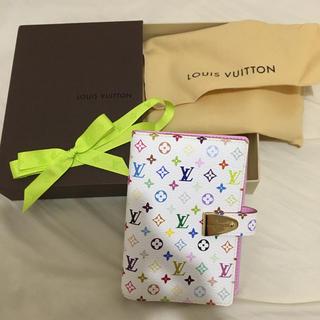 LOUIS VUITTON - ルイヴィトン新品未使用・限定色手帳