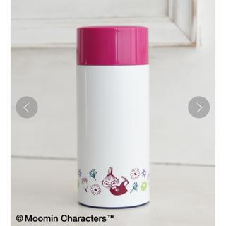 アフタヌーンティー(AfternoonTea)のMoomin×Afternoon Tea/ミニステンレスボトル レッド(水筒)
