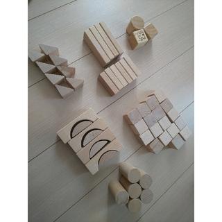 ブリオ(BRIO)のBRIO ブリオ 積み木 つみき 50ピース(積み木/ブロック)