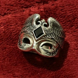 クロムハーツ(Chrome Hearts)のクロムハーツ フローラルクロスリング(リング(指輪))