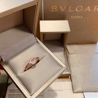 ブルガリ(BVLGARI)のBvlgari ブルガリ リング 美品(リング(指輪))