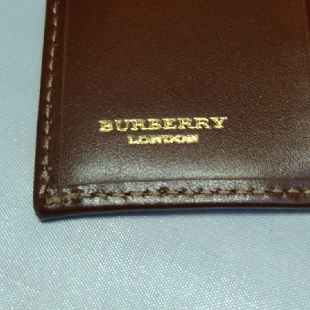 BURBERRY(バーバリー)のBURBERRY キーケース メンズのファッション小物(キーケース)の商品写真