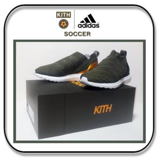 アディダス(adidas)のKITH x adidas Nemeziz17 ウルトラブースト US8.5(スニーカー)
