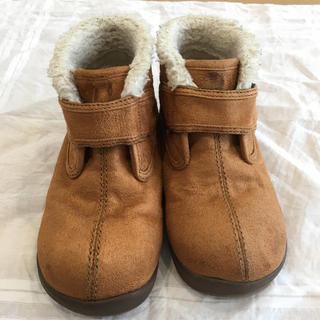ムジルシリョウヒン(MUJI (無印良品))の子供靴 ブーツ MUJI 16.0cm(ブーツ)