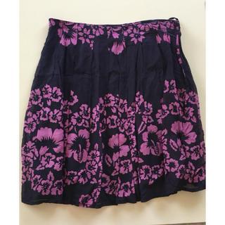ワコール(Wacoal)のkulson シルクスカート(ひざ丈スカート)