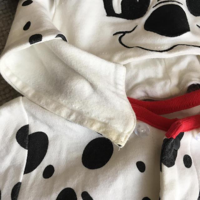 Disney(ディズニー)のロンパース ディズニー キッズ/ベビー/マタニティのベビー服(~85cm)(ロンパース)の商品写真