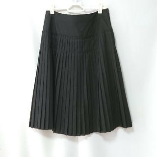 BURBERRY - バーバリー ロンドン プリーツ スカート  40